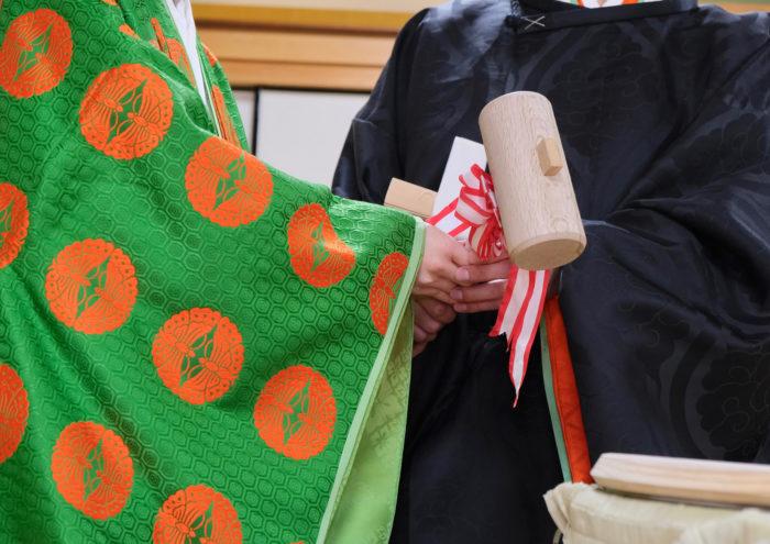 枚岡神社 家族婚プラン