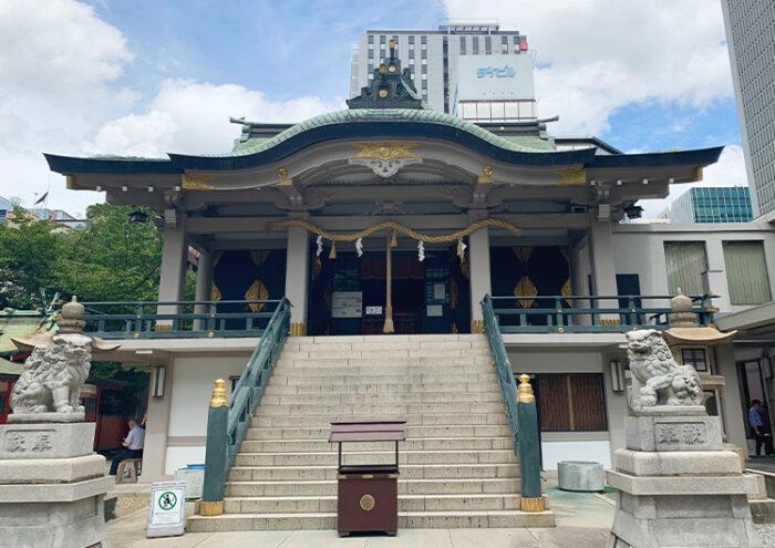 難波神社 結婚式プラン(ライブフォト付)