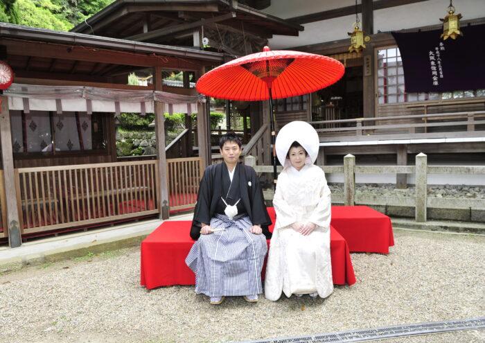 温かく愛の溢れる結婚式